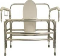 Bariatric Equipment: Bariatric bedside Commode