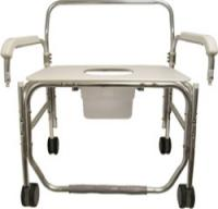 Bariatric Equipment: Bariatric Shower Commode