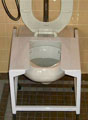 Bariatric Equipment: Bariatric Toilet Support System