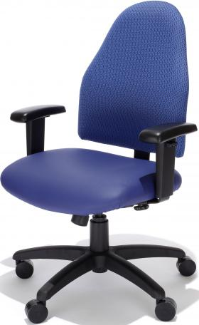 Bariatric Computer Chair, Continuous Use