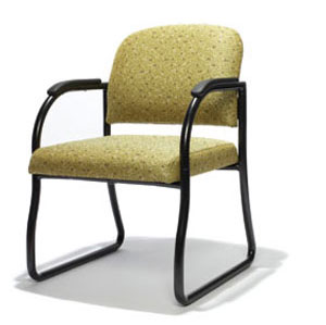 "Bariatric Chair - With or Withour Arms, Traditional base or Sled Base - 28"" Seat"