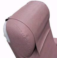Bariatric Recliner Headrest Cover
